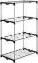 Deals List: Whitmor 4 Tier Shelf Tower - Closet Storage Organizer