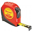 Deals List: Starrett Exact ABS Plastic Case Red Measuring Pocket Tape