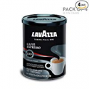Deals List: 4-Pack Lavazza Caffe Espresso Medium Ground Coffee 8-Ounce Cans