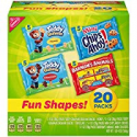 Deals List: 20 Count Nabisco Cookies & Crackers Variety Pack Fun Shapes Mix