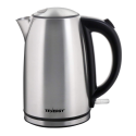 Deals List: Tenergy Stainless Steel Electric Kettle 1.7L 1500W Fast Boiling Tea Kettle, BPA-Free Cordless Electric Water Kettle with Auto Shut-off, Boil Dry Protection, LED Light Indicator (ETL/FDA Approved)