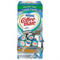 Deals List: NESTLE COFFEE-MATE Coffee Creamer, Sugar Free French Vanilla, liquid creamer singles, 50 count