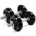 Deals List: Yes4All Adjustable Dumbbells 40 Pounds