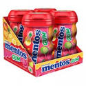 Deals List: Mentos Sugar-Free Chewing Gum, Red Fruit Lime, Non Melting, 50 Piece Bottle (Pack of 4)