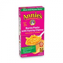 Deals List: Annie's Bunny Shape Pasta & Yummy Cheese Macaroni & Cheese, 12 Boxes, 6oz (Pack of 12)