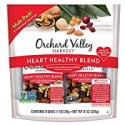 Deals List: ORCHARD VALLEY HARVEST Heart Healthy Blend, Non-GMO, No Artificial Ingredients, 1 oz (Pack of 8)