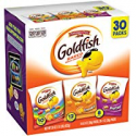 Deals List: Pepperidge Farm, Goldfish, Crackers, Classic Mix, 29 oz, Variety Pack, Box, Snack Packs, Pack Of 30