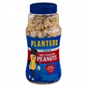 Deals List: Planters Unsalted Dry Roasted Peanuts, 16 Ounce (4 Pack)