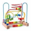 Deals List: Lewo Wooden Baby Toddler Toys Circle First Bead Maze