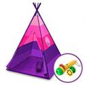 Deals List: Happy Hut Indoor Outdoor Teepee Tent w/Safari Projector Light