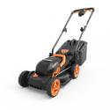 "Deals List: WG779 WORX 20V 4.0 Cordless 13"" Lawn Mower w/ Mulching Capabilities & Intellicut"