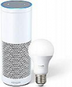 Deals List: Echo Plus with built-in Hub – White + Philips Hue Bulb included