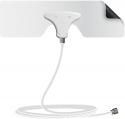 Deals List: Mohu - Leaf Metro Indoor HDTV Antenna - Black/White, MH-110543