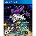 Deals List: New Gundam Breaker PlayStation 4