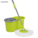Deals List: iKayaa Stainless Steel 360-Degree Rolling Mop & Bucket Set