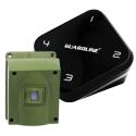 Deals List: Guardline 1/4 Mile Long Range Wireless Driveway Alarm Outdoor Weatherproof Motion Sensor & Detector- Best DIY Security Alert System- Monitor & Protect Outside Property, Yard, Garage, Gate, Pool.