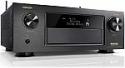 Deals List: Denon AVRX4400H 9.2 Channel Full 4K Ultra HD Network AV Receiver with HEOS black, Works with Alexa