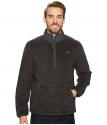 Deals List:  The North Face Campshire Men's Fleece Pullover Jacket (asphalt grey)