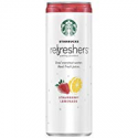 Deals List: Starbucks Refreshers Sparkling Juice Blends, Strawberry Lemonade with Coconut Water, 12 Ounce, 12 Cans