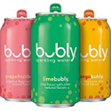 Deals List: bubly Sparkling Water, 3 Flavor Variety Pack, 12 Ounce Cans (18 Count)