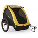 Deals List: Burley Design Bee Bike Trailer, Yellow