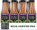 Deals List: Pure Leaf Iced Tea, Extra Sweet, Real Brewed Black Tea, 18.5 Ounce Bottles (Pack of 12)