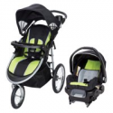 Deals List: Baby Trend Pathway 35 Jogger Travel System-Optic Green