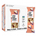 Deals List: Granola Breakfast Bar, Peanut Butter & Jelly PB & J by This Bar Saves Lives, 1.4 oz, 12 bars