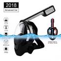 Deals List: Eartime Full Face Snorkel Mask