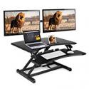 Deals List: SIMBR Standing Desk Converter fits Dual Monitor