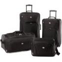 """Deals List: American Tourister Fieldbrook XLT 4 Piece Luggage Set (25"""", 21"""")"""