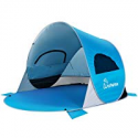 Deals List: WolfWise UPF 50+ Easy Pop Up Beach Tent Sunshade