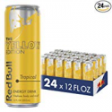 Deals List: Red Bull Energy Drink Tropical 24 Pack of 12 Fl Oz