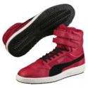 Deals List: Sky II Hi Colorblocked Leather Sneakers