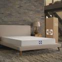 Deals List: Sealy 8-Inch Bed in a Box, Adaptive Comfort Layers, Medium-Firm Feel, Memory Foam Mattress, Twin