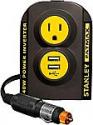 Deals List: Stanley FatMax 140W Power Outlet Inverter w/ Dual USB Ports