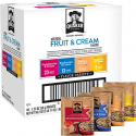 Deals List: Quaker Instant Oatmeal Fruit and Cream Variety Pack, Breakfast Cereal, 1.23 Ounce, 48 Count