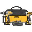 Deals List: DEWALT DCK290L2 20-Volt MAX Li-Ion 3.0 Ah Hammer Drill and Impact Driver