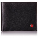 Deals List: Alpine Swiss Mens Thin Bifold Wallet Top Grain Leather