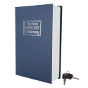 Deals List: Stalwart A200017 Lock Box with Key, Diversion Book Safe (Portable Safe Box, Great for Traveling, Store Money, Jewelry, and Passport) by , Dictionary - 6 x 9 in