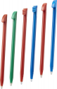 Deals List: Insignia - 3DS Multicolor Styluses for New Nintendo 3DS XL, 3DS XL and 2DS (6-Pack) - Multi, NS-GN3DSSP101