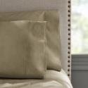 Deals List: Hotel Style 600 Thread Count Solid True Grip Queen Sheet Set