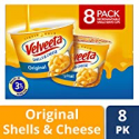 Deals List: Velveeta Shells & Cheese Pasta, Original, Single Serve Microwave Cups, 8 Count