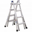 Deals List: Werner 18 ft. Reach Aluminum Telescoping Multi-Position Ladder with 300 lbs. Load Capacity Type IA Duty Rating