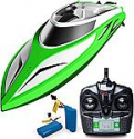 """Deals List: Force1 1041GR1 - """"Velocity Wave"""" High Speed Remote Control Boat with Extra Battery"""