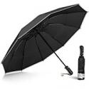 Deals List: Ace Teah Windproof Auto Open/Close Travel Umbrella