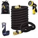 Deals List: Ahlisen Garden Hose 50ft Kink-Free + Free Hose Holder & Storage Sack