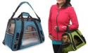 Deals List: Soft-Sided Airline Approved Travel Pet Carrier