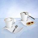 Deals List: Set of 2 Villeroy & Boch New Wave Caffe Mugs