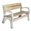 Deals List: Hopkins 90134ONLMI 2x4basics AnySize Chair or Bench Ends, Sand
